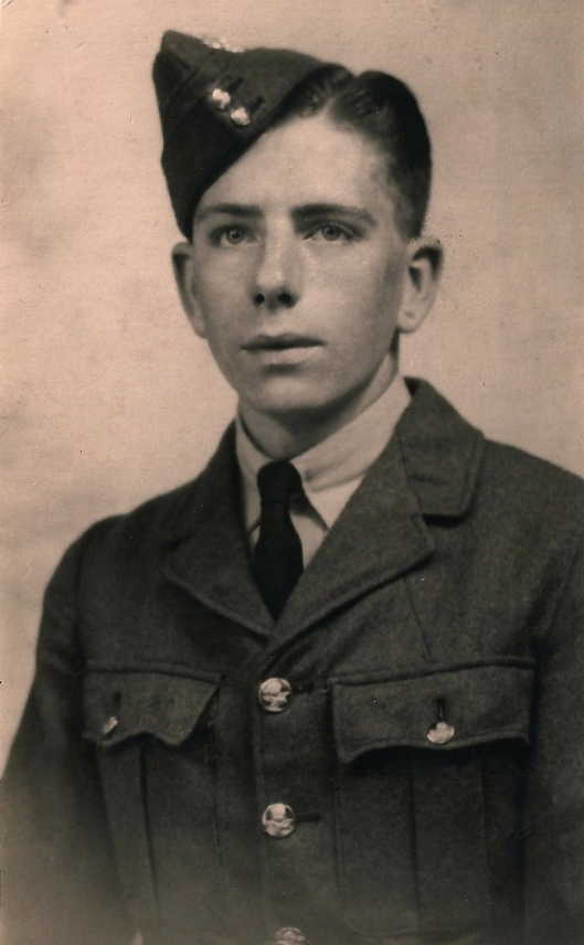 John (Jack) Durward, Royal Air Force ground staff, WWII