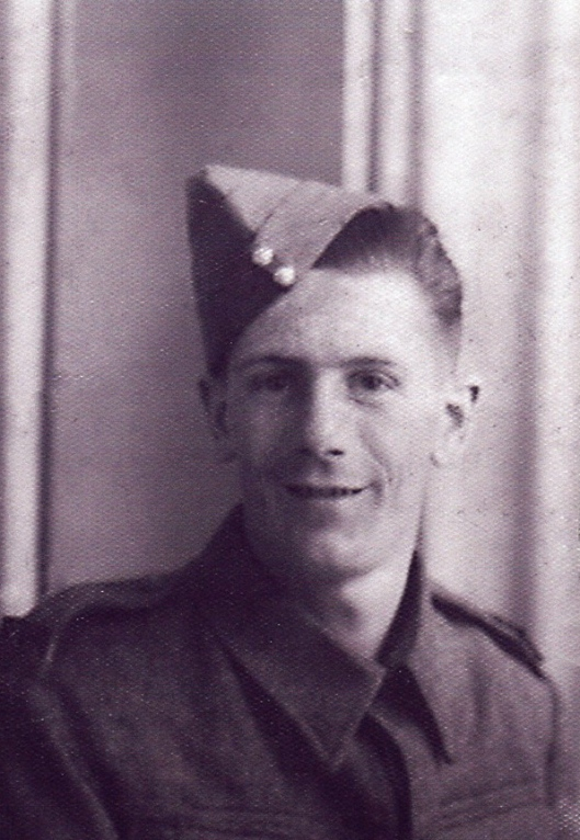 George Durward, British Army, World War II