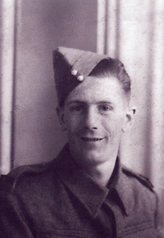 George Durward, British Army, World War II