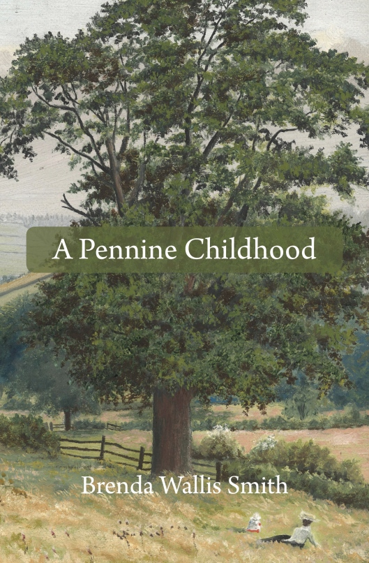 A Pennine Childhood cover