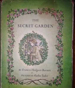 The Secret Garden, by Frances Hodgson Burnett