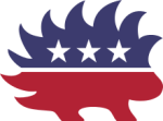 The logo for the Libertarian Party