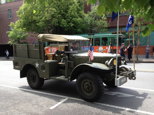 "World War II ""ammo truck"""