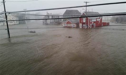 A view of Marshfield, Mass., courtesy, Eric