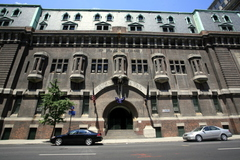 The Armory at 26th and Lex, which I'd never heard of.