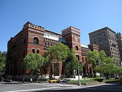 Seventh Regiment Armory, New York